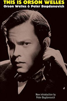 This Is Orson Welles book cover