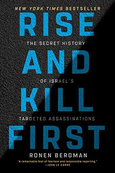 Rise and Kill First book cover