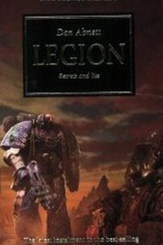 Legion book cover