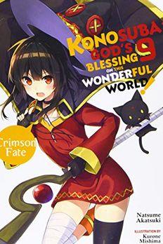 Crimson Fate book cover