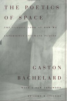 The Poetics of Space book cover