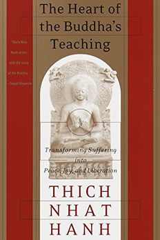 The Heart of the Buddha's Teaching book cover