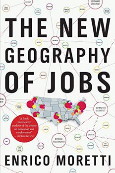 The New Geography of Jobs book cover