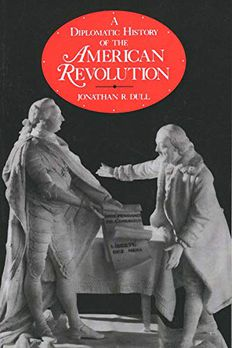 A Diplomatic History of the American Revolution book cover
