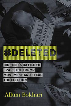#DELETED book cover