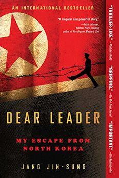 Dear Leader book cover