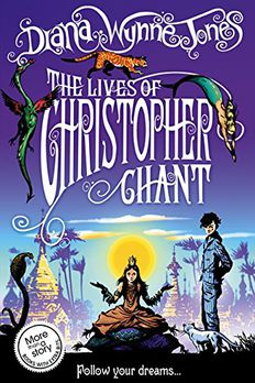 Lives of Christopher Chant book cover