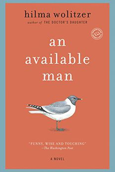 An Available Man book cover