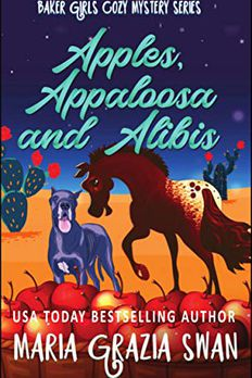 Apples, Appaloosa and Alibis book cover