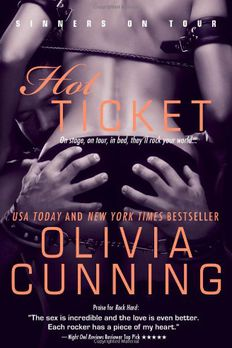 Hot Ticket book cover