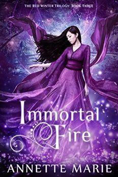 Immortal Fire book cover