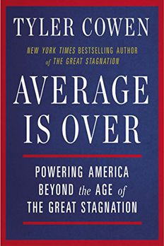 Average Is Over book cover