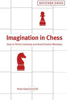Imagination in Chess book cover