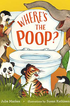 Where's the Poop? book cover