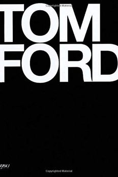Tom Ford book cover