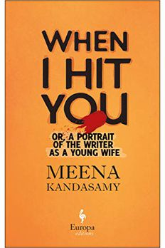 When I Hit You book cover