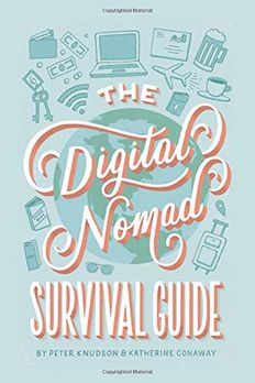 The Digital Nomad Survival Guide book cover