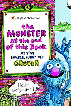 The Monster at the End of this Book book cover