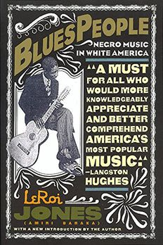 Blues People book cover