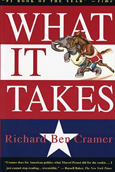 What It Takes book cover