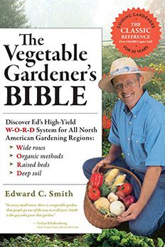 The Vegetable Gardener's Bible book cover
