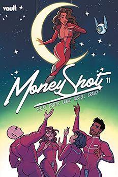 Money Shot #11 book cover