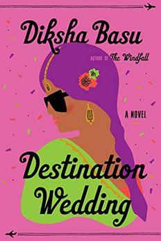 Destination Wedding book cover