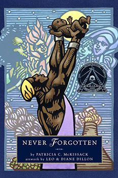 Never Forgotten book cover
