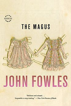 The Magus book cover