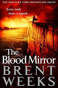 The Blood Mirror book cover