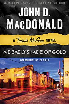 A Deadly Shade of Gold book cover