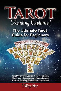 Tarot Reading Explained book cover