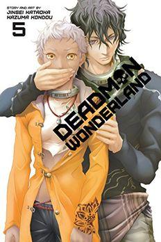Deadman Wonderland, Vol. 5 book cover