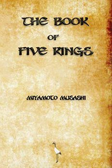 The Book of Five Rings book cover
