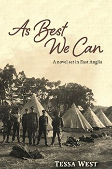 As Best We Can book cover