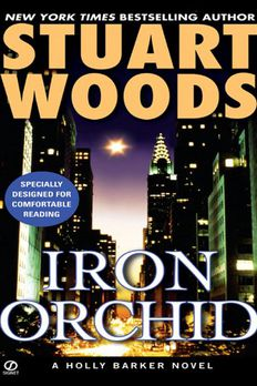 Iron Orchid book cover