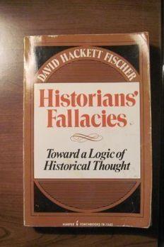 Historians' Fallacies book cover