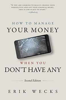 How to Manage Your Money When You Don't Have Any book cover
