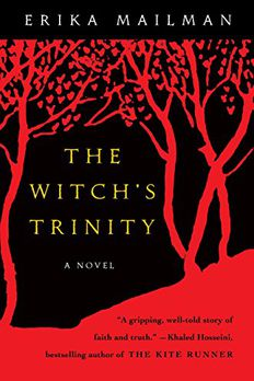 The Witch's Trinity book cover