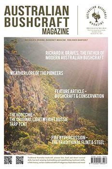 Australian Bushcraft Magazine book cover