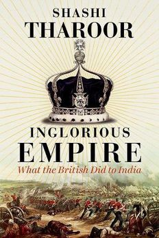 Inglorious Empire book cover
