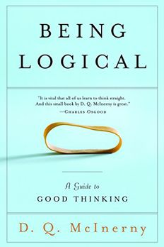 Being Logical book cover