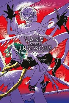 Land of the Lustrous, Vol. 3 book cover