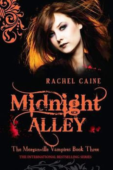Midnight Alley book cover