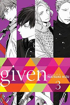 Given, Vol. 3 book cover