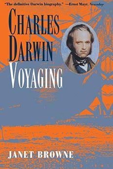 Charles Darwin book cover