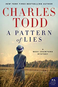 A Pattern of Lies book cover
