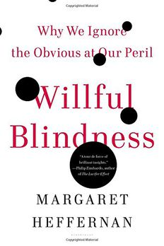 Willful Blindness book cover