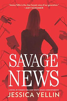 Savage News book cover