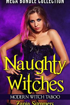 NAUGHTY WITCHES book cover